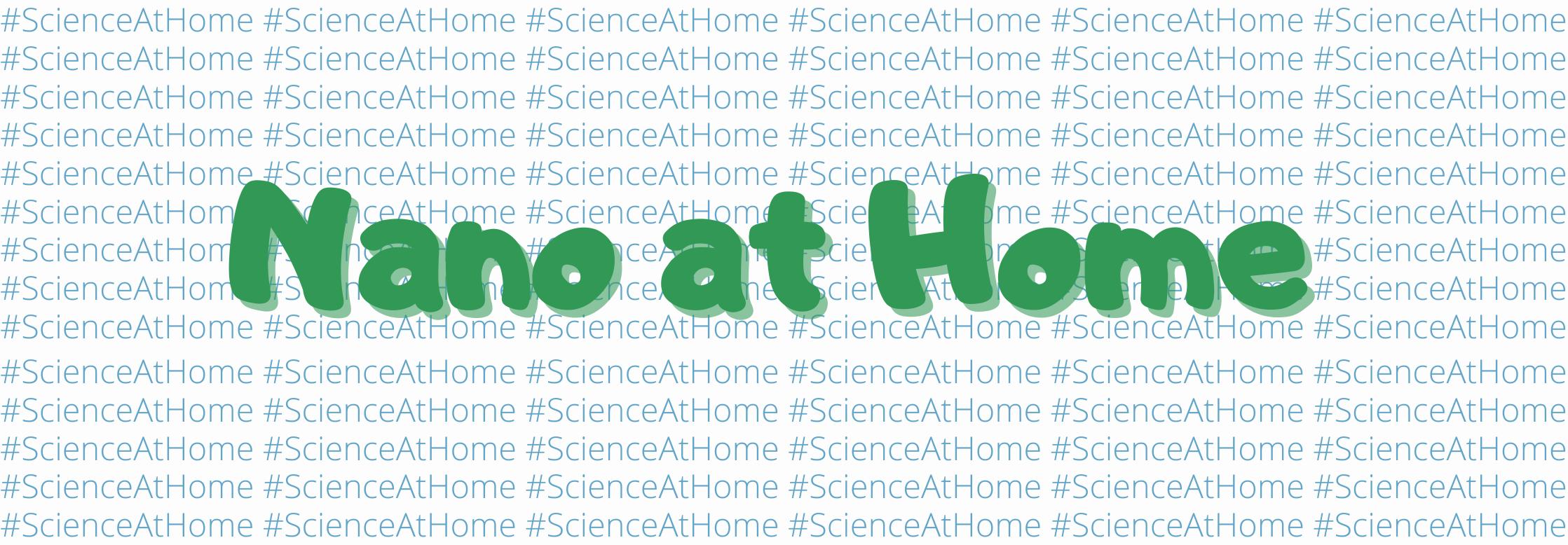 Nano at Home banner